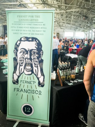 San Francisco Craft Spirits Carnival -- Fernet Francisco