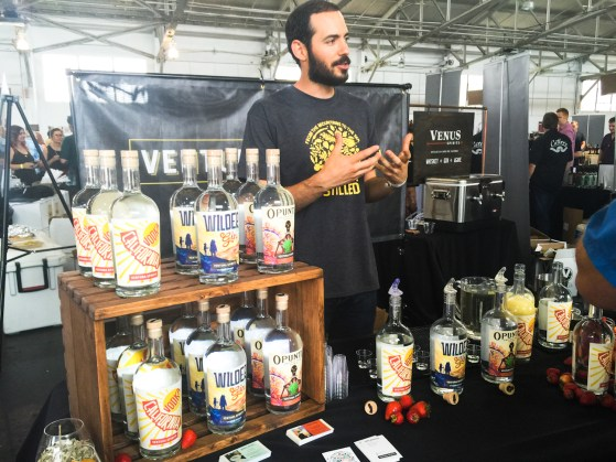 San Francisco Craft Spirits Carnival -- Ventura Spirits