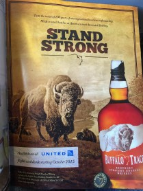Buffalo Trace magazine advertisement