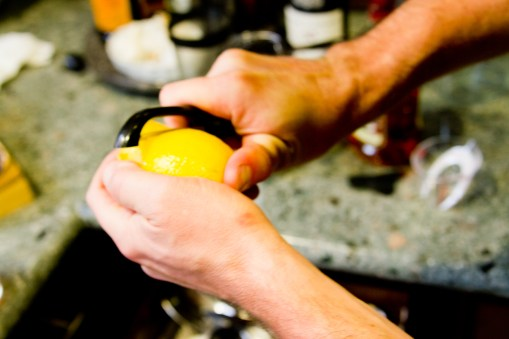 Peeling the Lemon for the Affinity