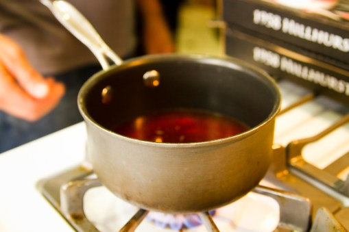 AL Long's Special Hot Toddy -- Boiling it All Together