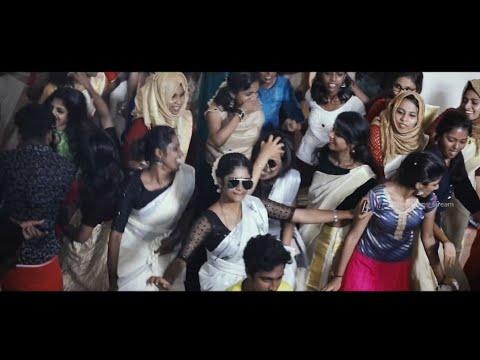கேரளா விழாவில் காலேஜ் பெண்கள் போட்ட செம டான்ஸ்