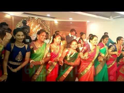நாகர்கோவில் திருமண விழாவில் பெண்கள் போட்ட செம டான்ஸ்