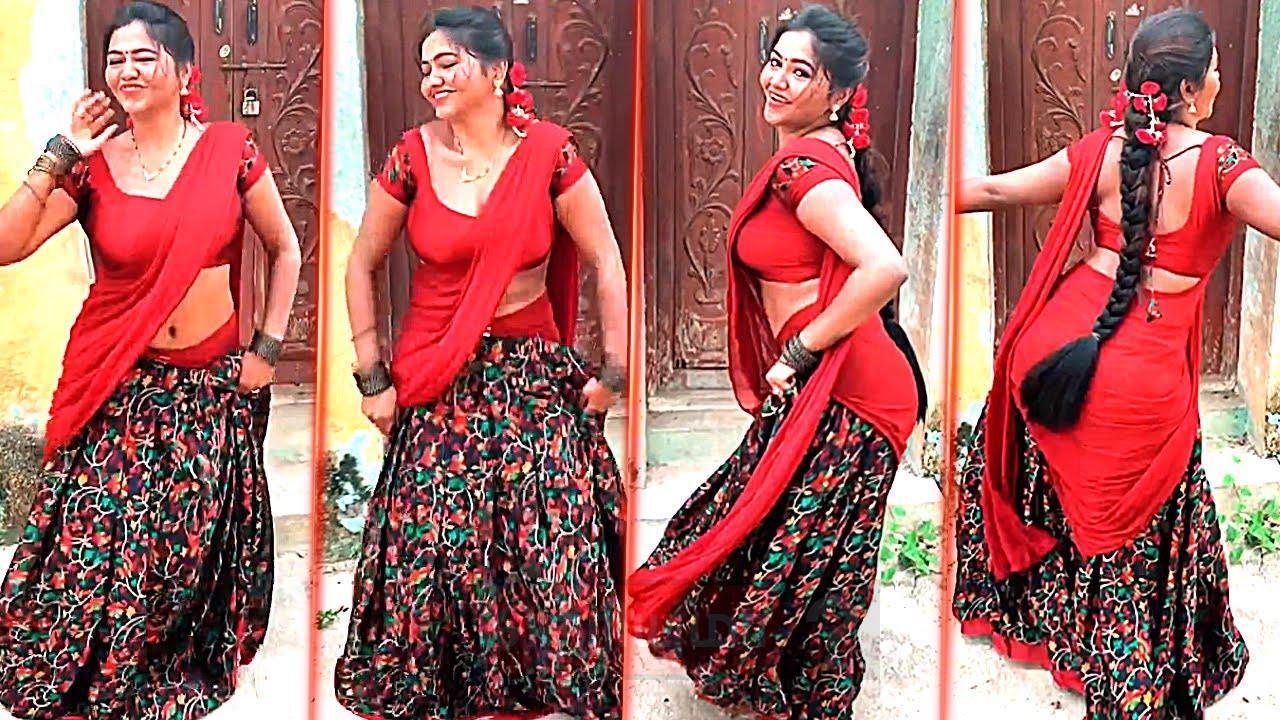 நடிகை ஷாலு ஷம்மு போட்ட செம டான்ஸ்