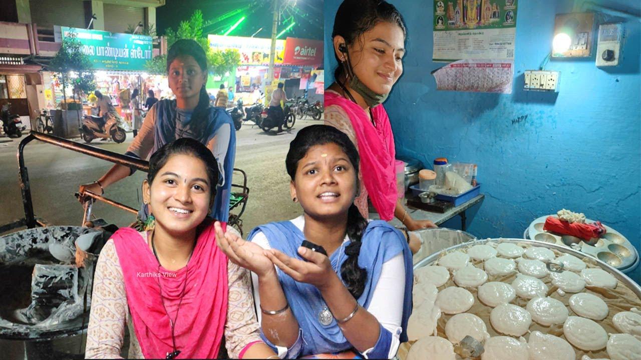 5 ரூபாய்க்கு இட்லி விற்கும் 2 பெண்களை பெற்ற தம்பதி