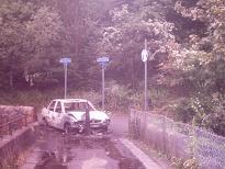 new burnt oot car