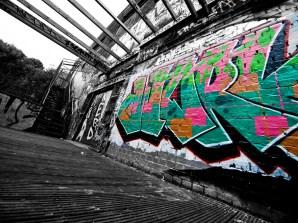 Graffiti in London 3