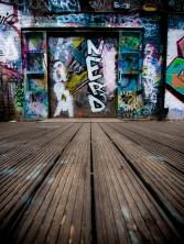 Graffiti in London 2