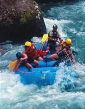 Costarica Pejibaye River Current Adventures Trip