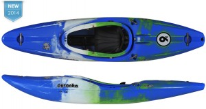 9r, pyranha kayaks, whitewater kayaking,