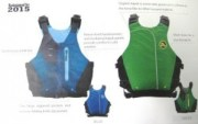 Abba PFD, PFD, redesigned abba, kayaking pfd, lifejacket, kayaking lifejackets, kayak pdf,