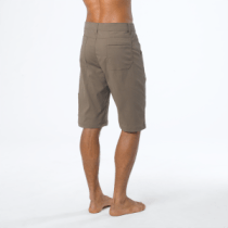 prana short, brown, athletic shorts