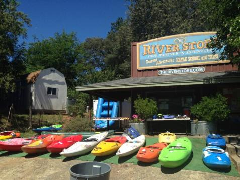What to look for when buying a used kayak or new boat