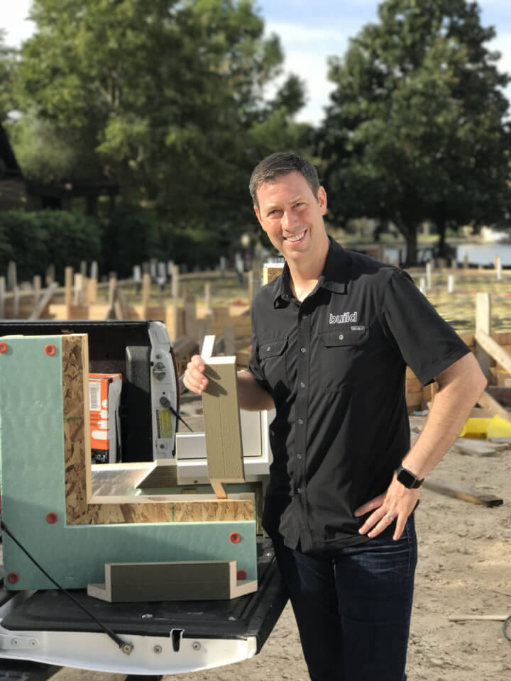 Austin builder Matt Risinger features ThermalBuck on an episode or Risinger Goes Rogue