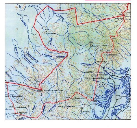 Быстринский парк карта