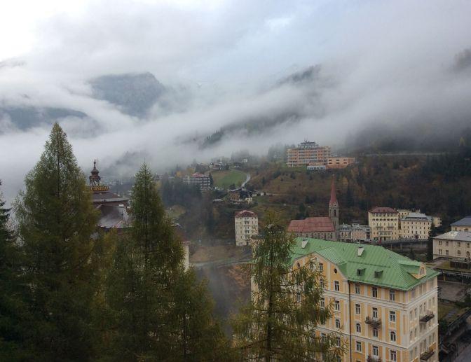 Felsentherme Т=48,3°C Bad Gastein, Austria