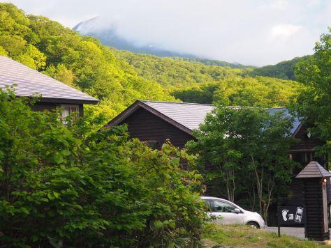 Photo T.Glushko. Kyukamura Nyuto onsen. 2017