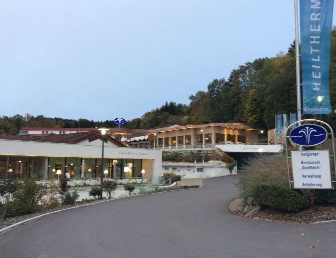 Heiltherme Bad Waltersdorf, Austria