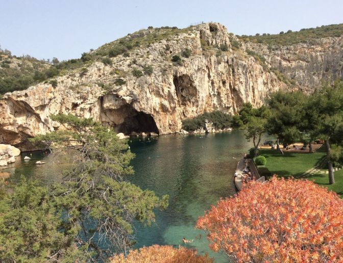 Vouliagmeni Lake, Greece