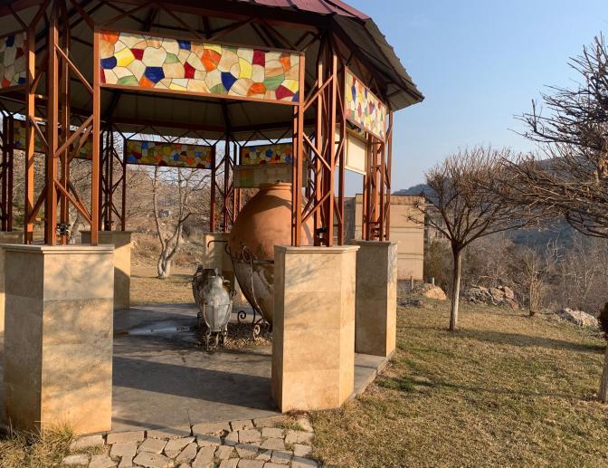 Термальные источники Арзни, Армения