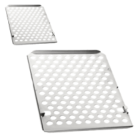 50125605 Thermo Shelf Perforated Stainless Steel