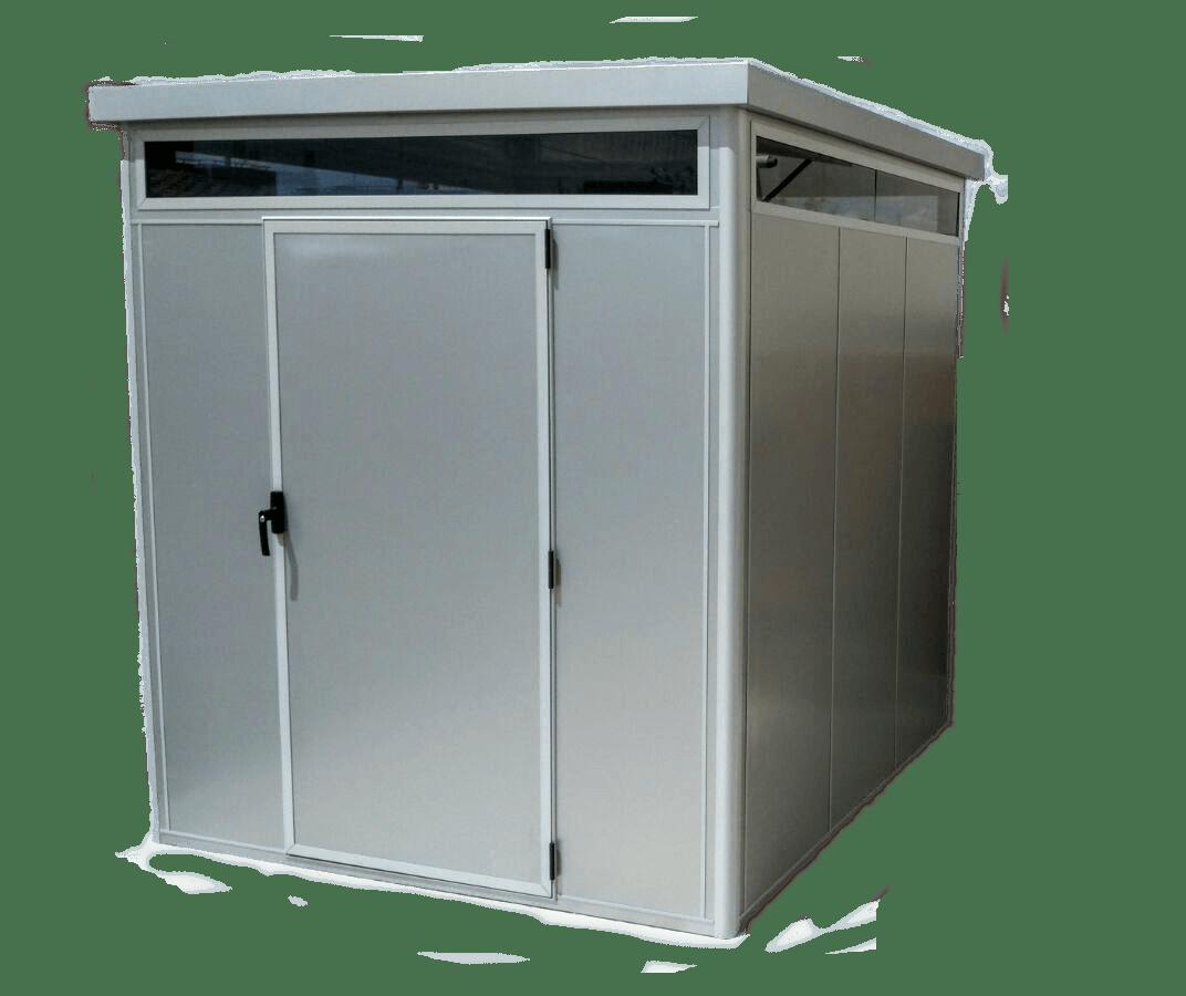 Armarios para garaje great armario garaje with armarios for Trasteros prefabricados precios