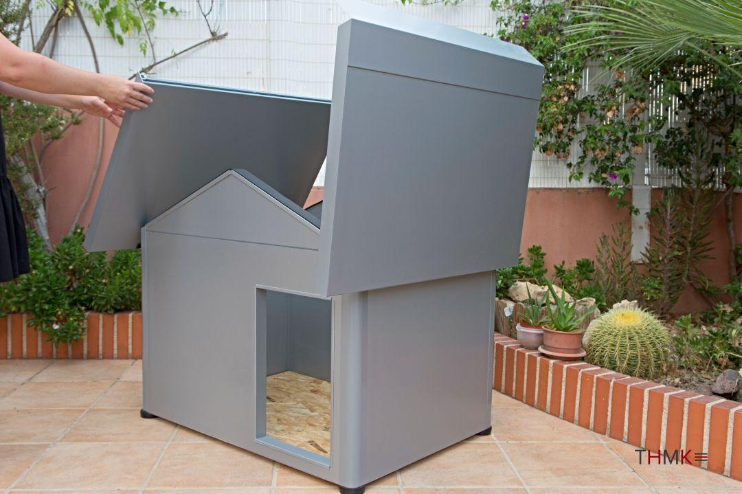 Casetas para mascotas con aislamiento Thermoestank