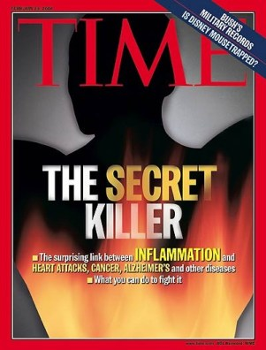image of inflammation published on the time magazine image