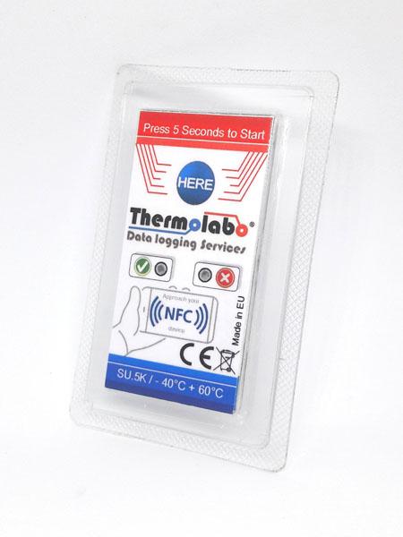 Sensolabo Thermo Stick NFC - Enregistreur de Température Innovant et Low Cost