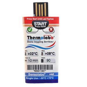 Enregistreur de température USB