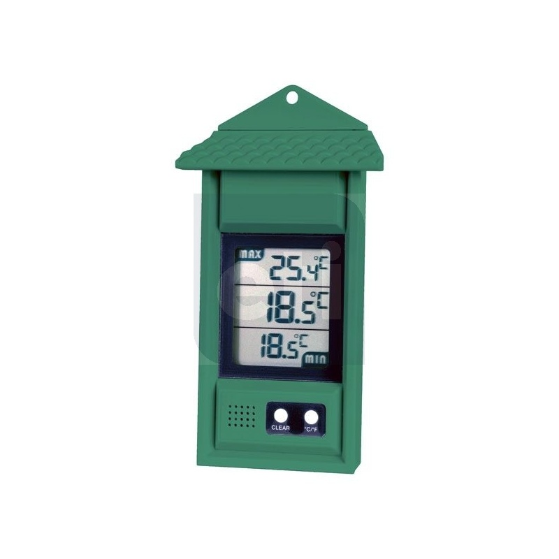 Display Thermometer Digital Large