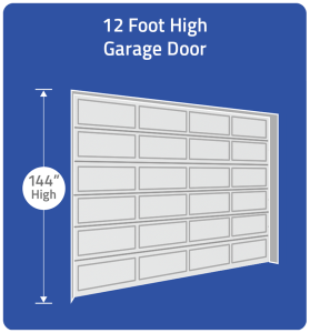 Select 12 Foot Height