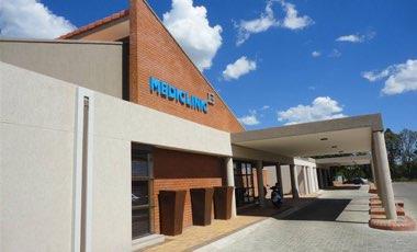 Mediclinic Newcastle