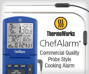 ThermoWorks ChefAlarm