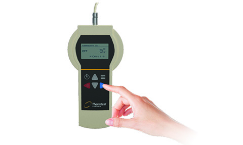 Activate Measurement TPS-EFFusivity Meter Step 3