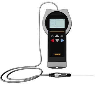 Soil Thermal Conductivity Meter Portable Equipment TLS 100 Thermtest