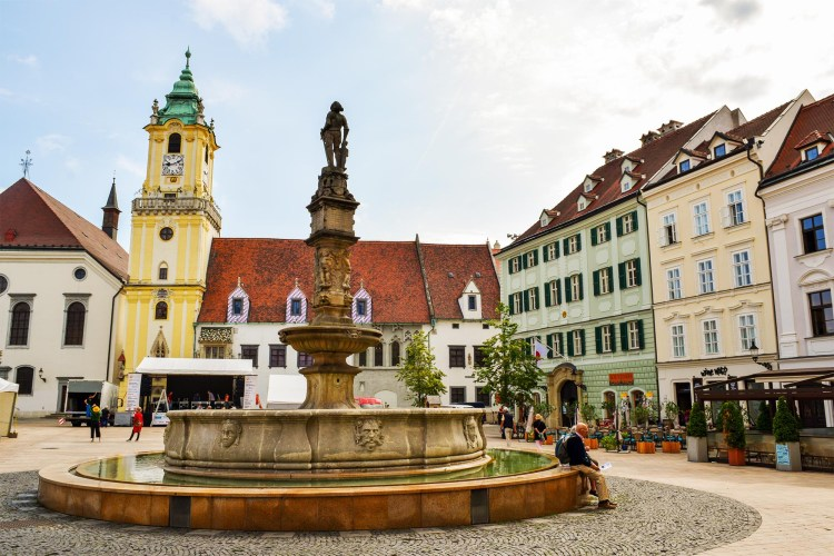 a95de10ef A Weekend In Bratislava | Best Things To See & Do - The Road Is Life