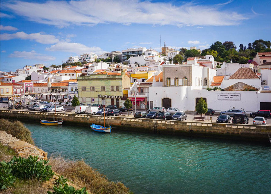 Villages in Portugal - Ferragudo