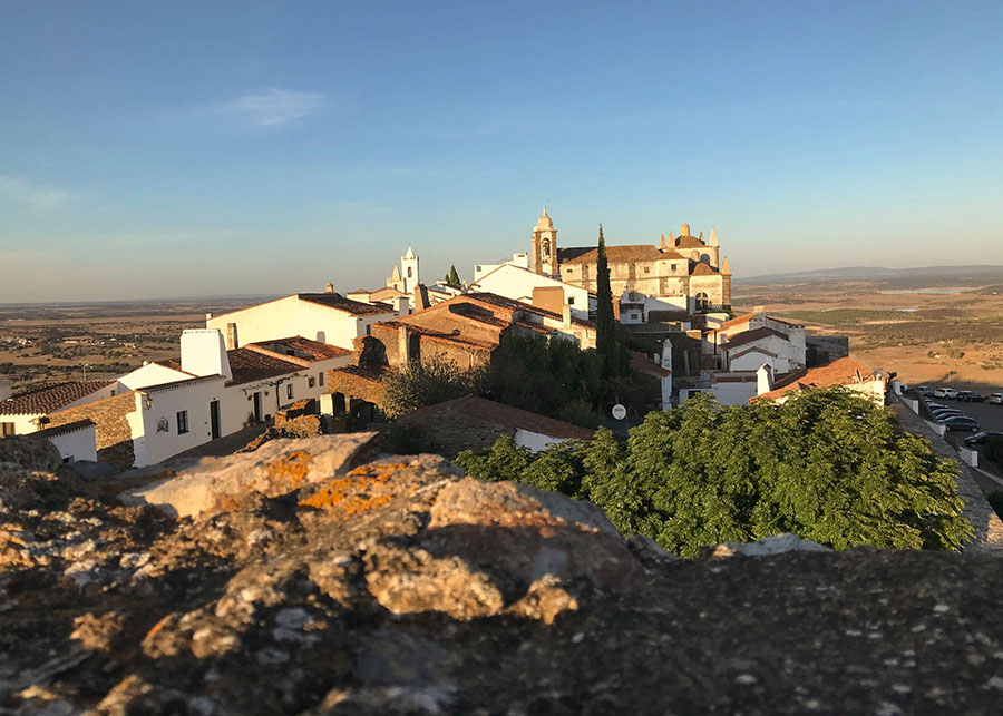 Monsaraz - one of the most beautiful villages in Portugal