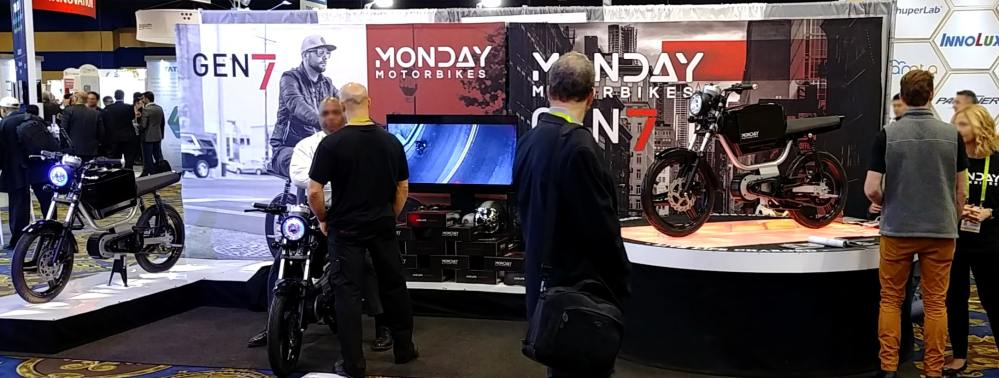 MONDAY AT CES 2019