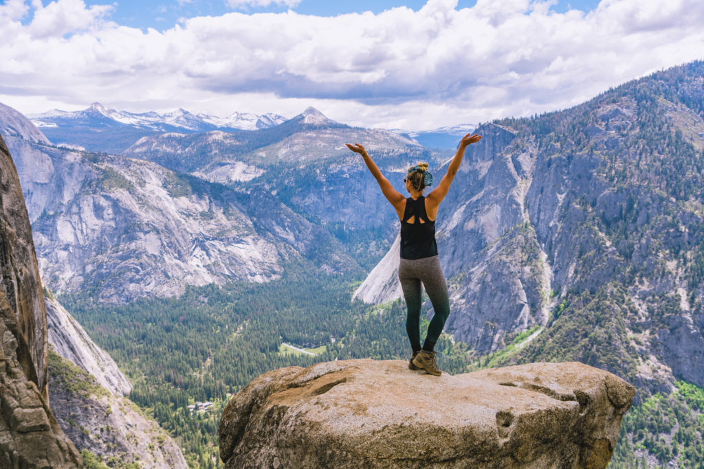 what to do in yosemite national park