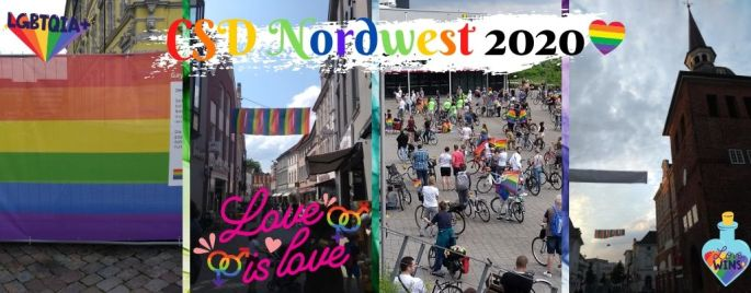 CSD Nordwest in Oldenburg 2020