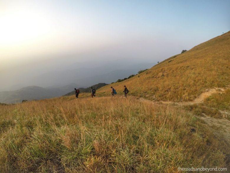 Kumara Parvatha trekking