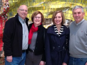 Bill, Mary, Carole, Keith