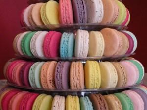Macarons rounder