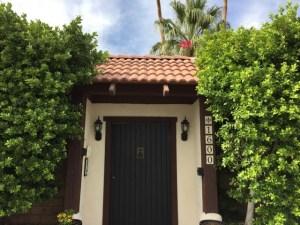 La Maison door