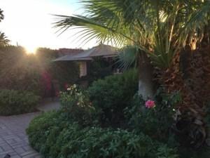 La Maison sunrise