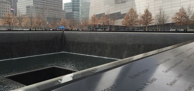 Paying Respects at the 9/11 Memorial and Museum