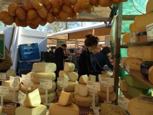 Market cheese