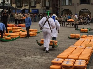 Cheese guild running